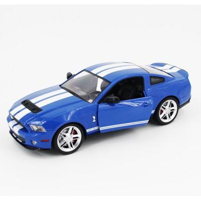 Радиоуправляемая машина MZ Ford Mustang Blue 1:14 - 2270J