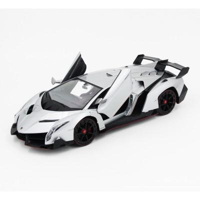 Радиоуправляемая машина MZ Lamborghini Veneno Silver 1:14 - 2289J-S
