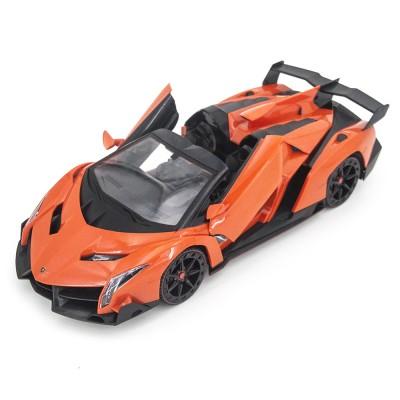 Радиоуправляемая машина MZ Lamborghini Veneno Cabrio Orange 1:14 - MZ-2304J-O
