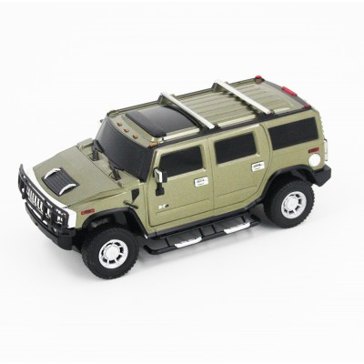 Радиоуправляемая машина MZ Hummer H2 Green 1:24 - 27020-G