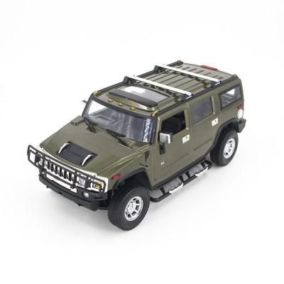 Радиоуправляемая машина MZ Hummer H2 Green 1:14 - 2026