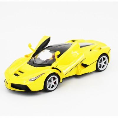Радиоуправляемая машина MZ Ferrari Laferrari Yellow 1:14 - 2290J