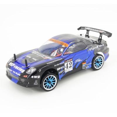 Радиоуправляемый автомобиль для дрифта HSP Flying Fish 2 - 1:16 4WD - 94163-16375 - 2.4G