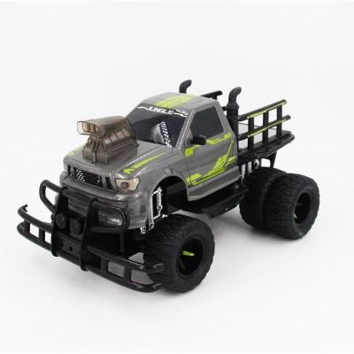 Радиоуправляемая машина джип 6х6 YED Grey Sky Thunder WE-8 Truck - YE81404