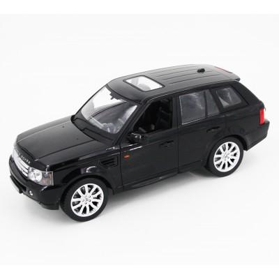 Радиоуправляемая машина MZ Land Rover Sport Black 1:14 - 2021