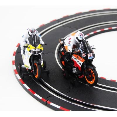 Гоночный автотрек 213 см от сети Moto Racing 1:43 - JJ46-2