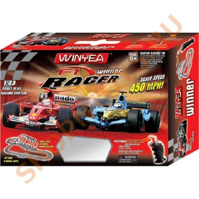 Автотрек Wineya Slot Racing track 1:43 - W16903