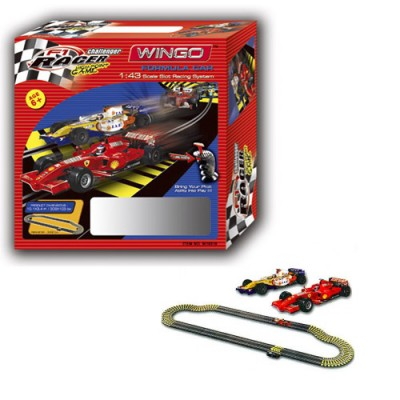 Автотрек Wineya Slot Racing track 1:43 - W16916