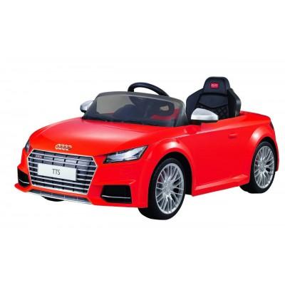 Радиоуправляемый электромобиль Rastar 82500 Audi TTS Roadster Red 12V 2.4G - 82500-R