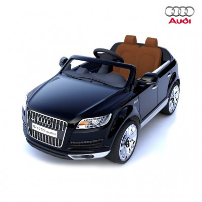 Радиоуправляемый детский электромобиль Audi Q7 12V - HLQ7