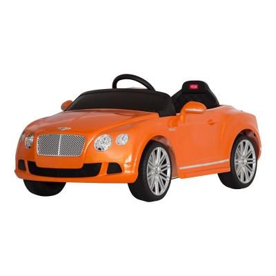 Радиоуправляемый электромобиль Rastar 82100 Bently Continental GTC 12V Orange - 82100-O
