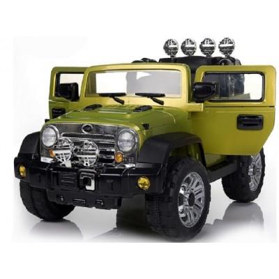Радиоуправляемый детский электромобиль JJ235A Beach Jeep 12V - JJ235A