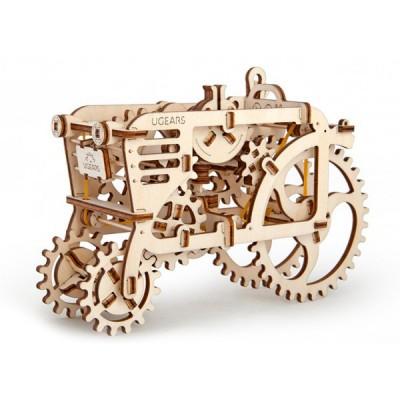 Деревянный 3D конструктор Ugears