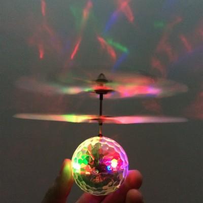 Радиоуправляемый летающий шар со светом и звуком - HCW520