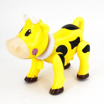 Радиоуправляемая желтая коровка
