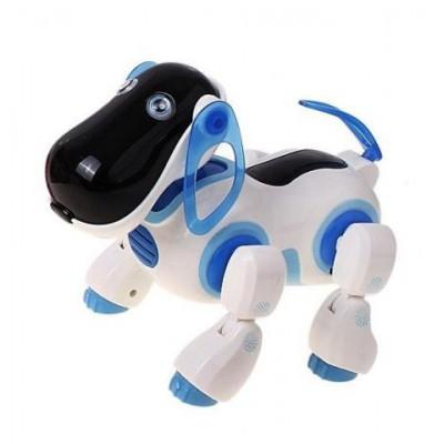 Радиоуправляемая собака Киберпес Ки-Ки Синий - 2089