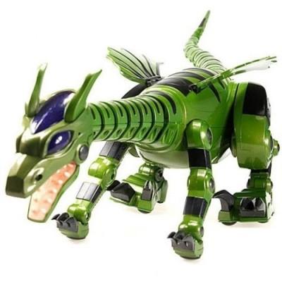 Радиоуправляемый динозавр-рептилия Fire Dragon - 28109