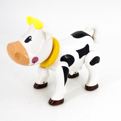 Радиоуправляемая белая коровка
