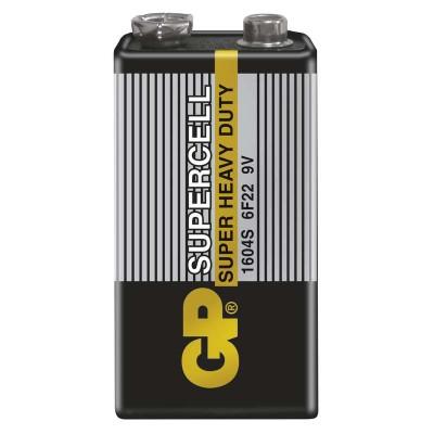 Батарея GP Крона Supercell 1604S-S1 - 6F22