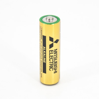Батарейка MITSUBISHI AA LR6G Alkaline - LR-06-M