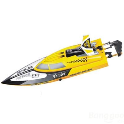 Радиоуправляемый катер WL toys Tiger-Shark 2.4G - WL912