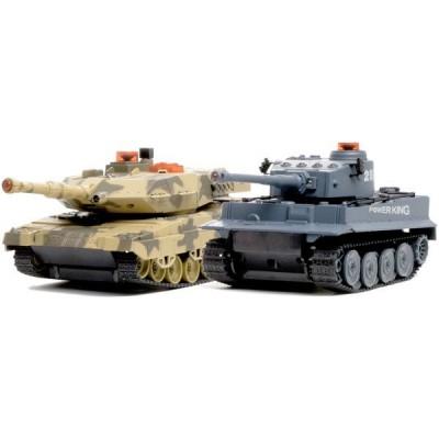 Радиоуправляемый танковый бой 1:32 - 508-10
