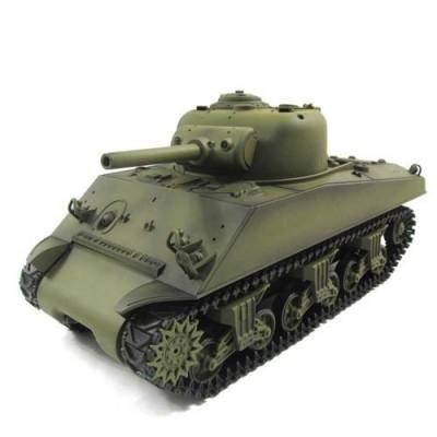 Радиоуправляемый танк Heng Long M4A3 Sherman 1:16 - 3898-1