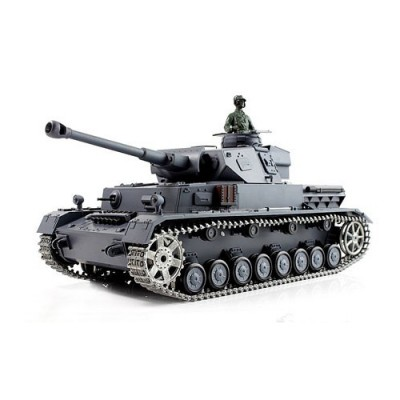 Радиоуправляемый танк Heng Long PzKpfw.IV Ausf.F2.Sd.Kfz - 3859-1 PRO
