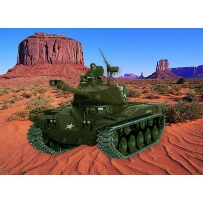Радиоуправляемый танк Heng Long Bulldog 1:16 - 3839-1 pro