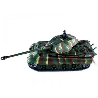 Радиоуправляемый танк Heng Long German King Pro 1:16 Li-Ion 2.4G - 3888-1PRO