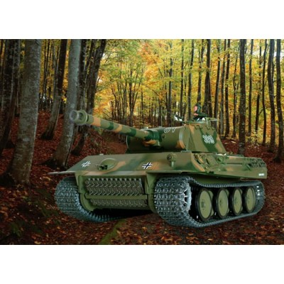 Радиоуправляемый танк Heng Long Panther 1:16 - 3819-1 PRO