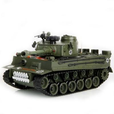 Радиоуправляемый танк CS German Tiger - 4101-2