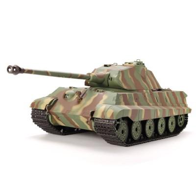 Радиоуправляемый танк Heng Long German King 1:16 Li-Ion 2.4G - 3888-1