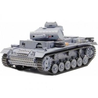 Радиоуправляемый танк Heng Long PANZERKAMPFWAGEN III 1:16 - 3848-1