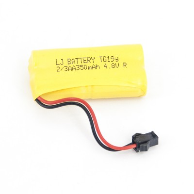 Аккумулятор Ni-Cd 4.8V 350 mAh 2/3AA для трансформера 28128 - 28128-01