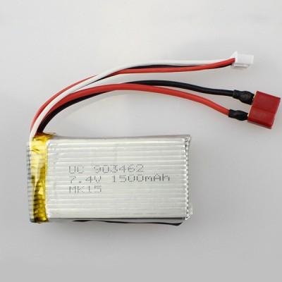 Аккумулятор 7.4 v, 1500 mAh, Li-Po - L969-17