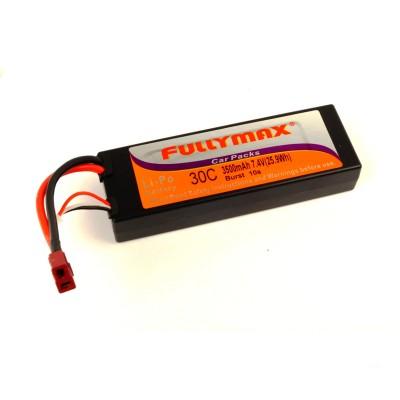 Аккумулятор HSP 7.4V 3500 mAh 30C 25.9Wh - 03205