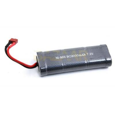 Аккумулятор 7.2V 2000mAH HSP - 03200