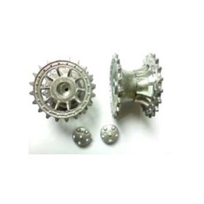 Металлические колеса - 3818-079