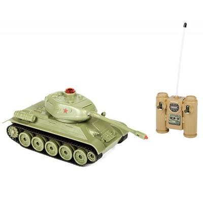 Радиоуправляемый танк для танкового боя Zegan T34 40 Mhz - ZEG-33805