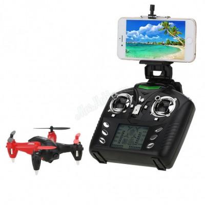 Радиоуправляемый квадрокоптер WL toys с камерой WIFI FPV - WLT-Q242-K