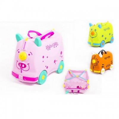 Каталка-чемоданчик для игрушек