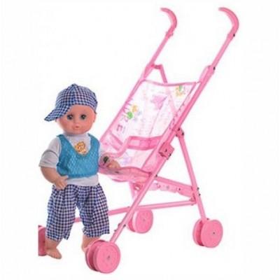 Детская Коляска для кукол и Кукла