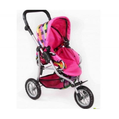 Детская коляска-трансформер для кукол MELOGO