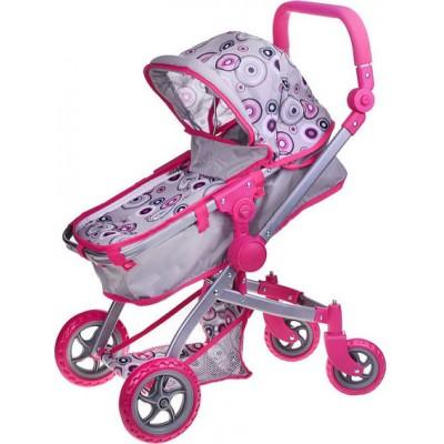 Детская прогулочная коляска для кукол  Melogo