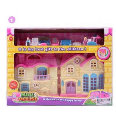 Домик для кукол «Mini House»
