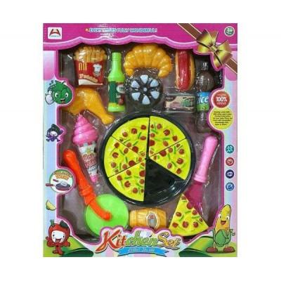Игровой набор продукты 20 предметов