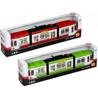 Детская игрушка «Городской трамвай»