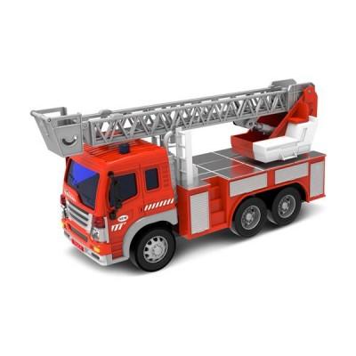 Инерционная пожарная машинка Fire Fighting