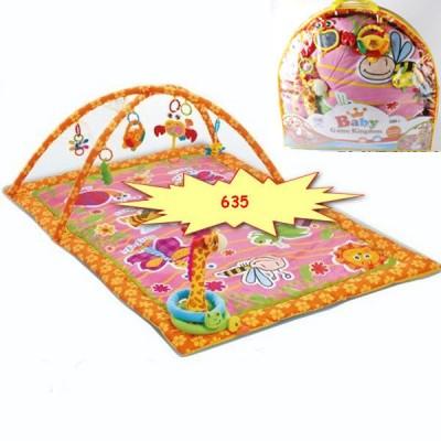 Детский игровой развивающий коврик Baby Game Kingdom